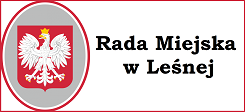 Więcej o: Zmiana terminu najbliższej sesji Rady Miejskiej w Leśnej