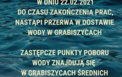 Więcej o: Grabiszyce – przerwa w dostawie wody