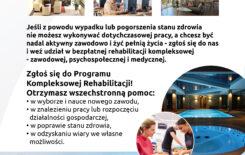 Więcej o: Państwowy Fundusz Rehabilitacji Osób Niepełnosprawnych wznowił rekrutację do projektu!